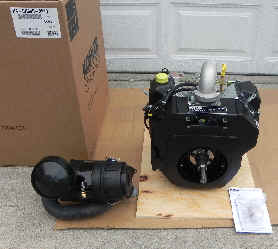 Kohler CH640-3210 E3 Charles Machine SK350