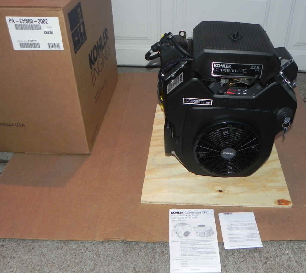 Kohler CH680-3135 22.5 HP Command Twin Cylinder