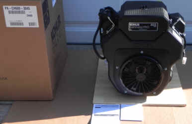 Kohler CH680-3045 22.5 HP CH20S LINCOLN ELECTRIC WELDER