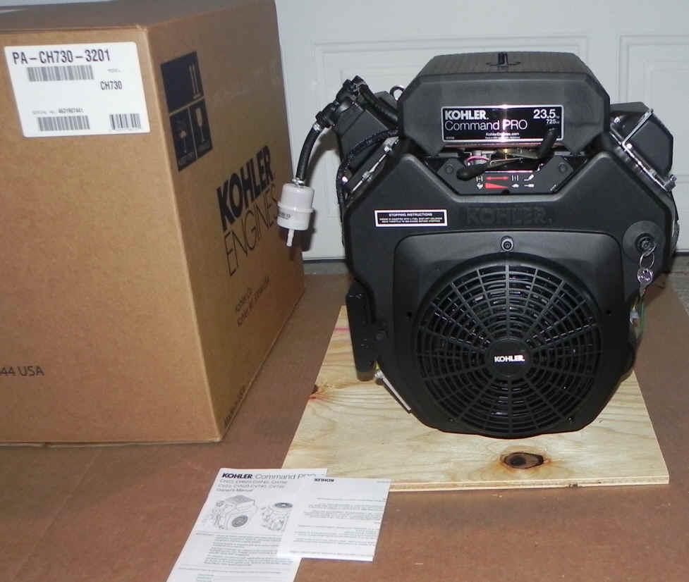 Kohler CH730-3000 FKA CH730-3201 23.5 HP CH730 BASIC