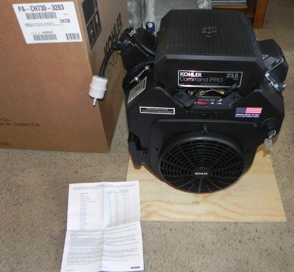 Kohler CH730-3203 23.5 HP Command Series