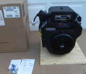 Kohler CH730-3206 23.5 HP Supersedes CH730-0131 25 HP Command Series Twin Cylinder
