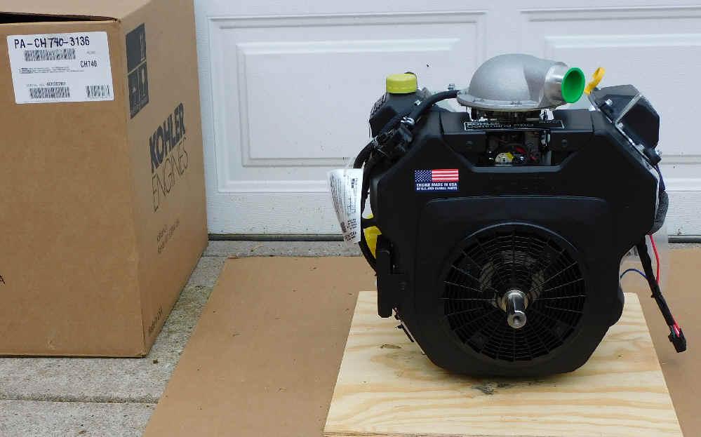 Kohler CH740-3136 25 HP Toro