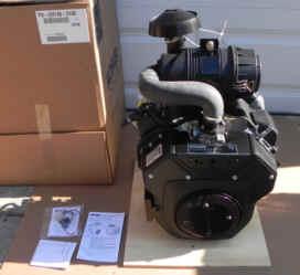 Kohler CH740-3145 25 HP CH740S SCAG - TURF TIGER - RIDING MOWER