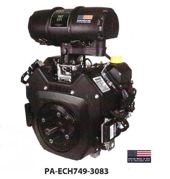 Kohler ECH749-3083 26.5 HP Command Pro EFI Grasshopper