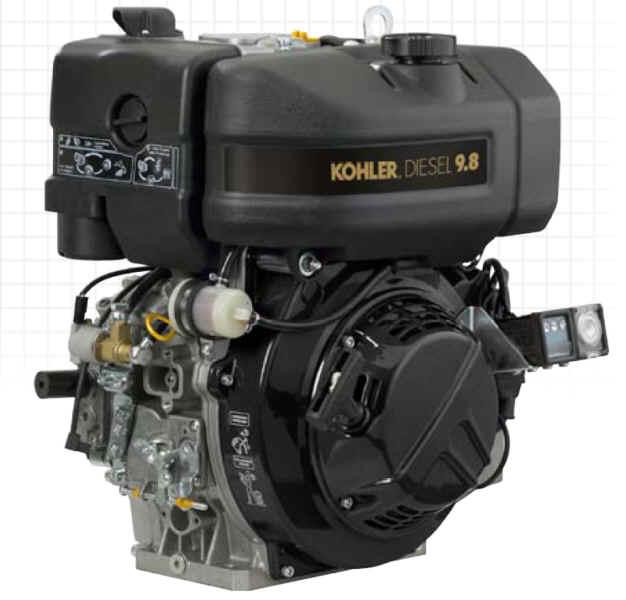 Kohler KD440-2001B Diesel 8.5 HP