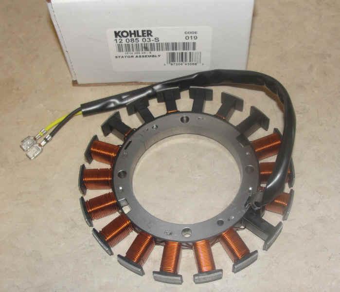 Kohler Stator Part No. 12 085 03-S