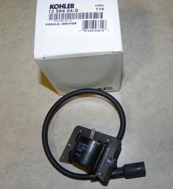 Kohler Ignition Coil Part No. 12 584 04-S