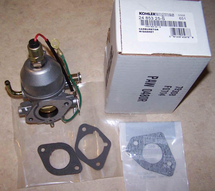 S on Kohler Cv15s Engine Parts