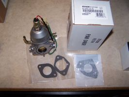 Kohler Carburetor - Part No. 24 853 25-S