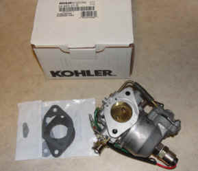 Kohler Carburetor - Part No. 24 853 27-S