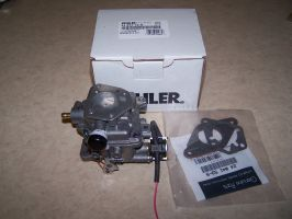 Kohler Carburetor - Part No. 24 853 32-S