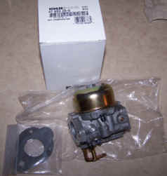 Kohler Carburetor - Part No. 47 853 25-S