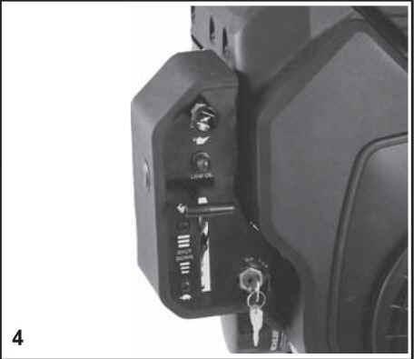 Kohler Control Panel Part No. 62 376 02-S