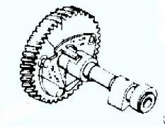 Kohler Camshaft - Part No. A-230155-S