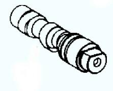 Kohler Camshaft - Part No. 28 012 03-S