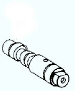 Kohler Camshaft - Part No. 28 012 04-S