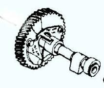 Kohler Camshaft - Part No. 47 010 06-S - Soon to be NLA