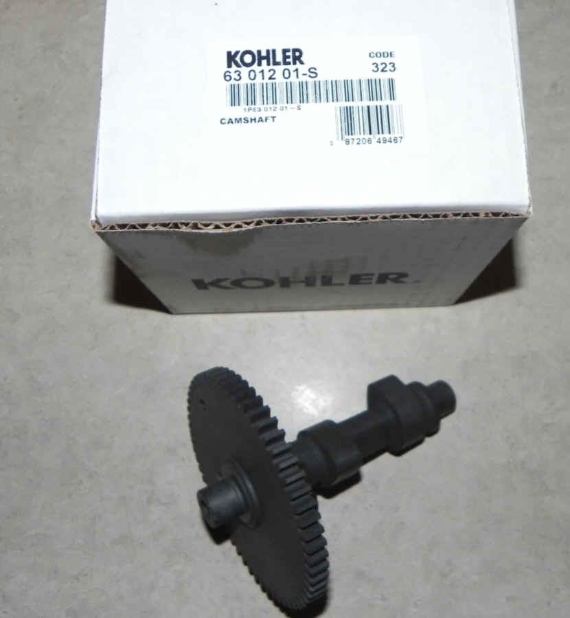 Kohler Camshaft - Part No. 63 012 01-S