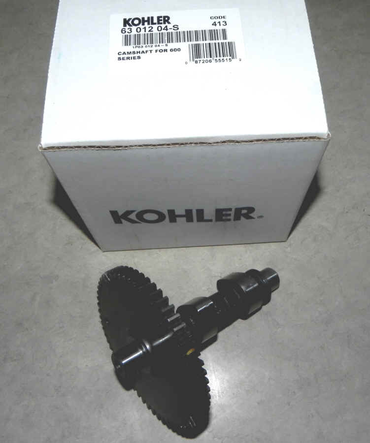 Kohler Camshaft - Part No. 63 012 04-s