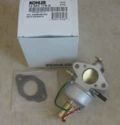Kohler Carburetor - Part No. 12 853 178-S