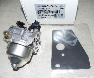 Kohler Carburetor - Part No. 14 853 52-S