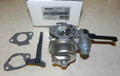 Kohler Carburetor - Part No. 17 853 113-S
