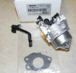 Kohler Carburetor - Part No. 17 853 39-S