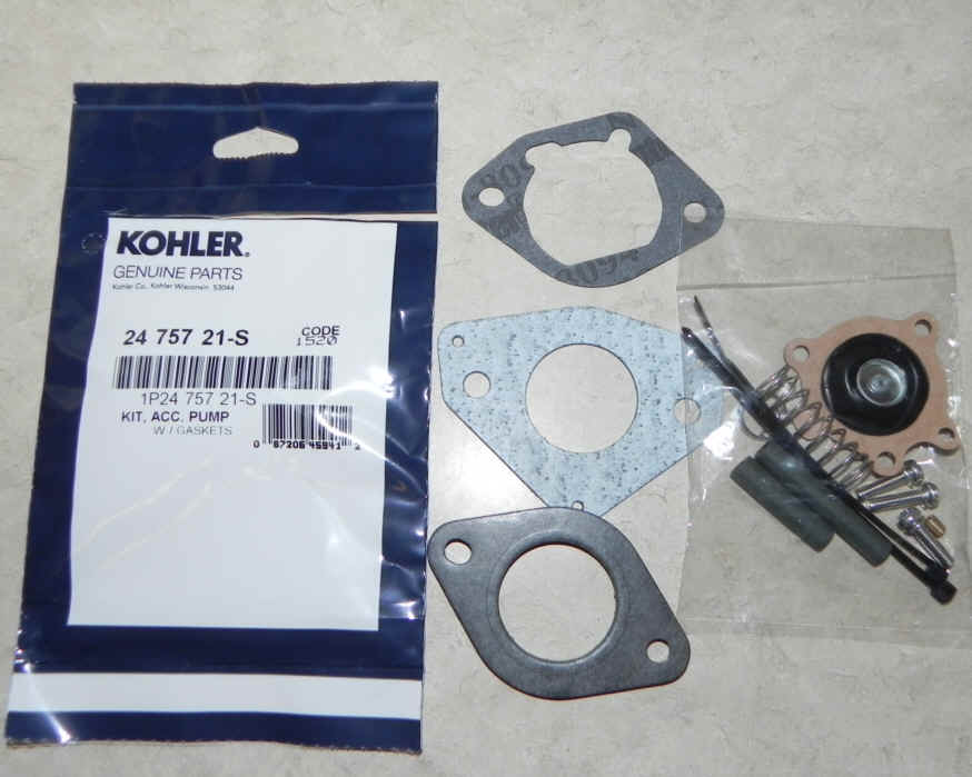 Kohler Acc Pump Kit 24 757 21-S