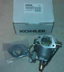 Kohler Carburetor - Part No. 24 853 102-S