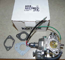 Kohler Carburetor - Part No. 24 853 106-S