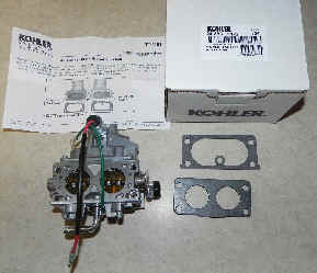 Kohler Carburetor - Part No. 24 853 111-S