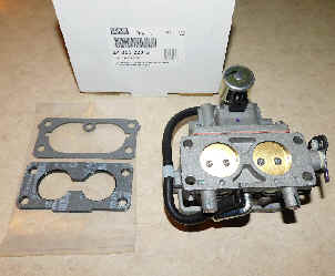 Kohler Carburetor - Part No. 24 853 220-S