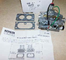 Kohler Carburetor - Part No. 24 853 299-S