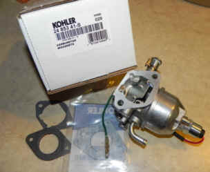 Kohler Carburetor - Part No. 24 853 41-S