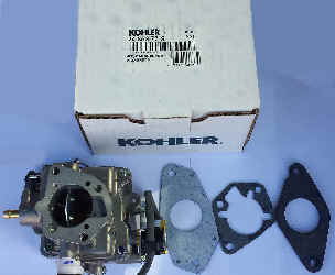 Kohler Carburetor - Part No. 24 853 77-S