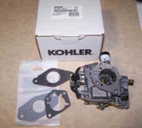 Kohler Carburetor - Part No. 24 853 93-S