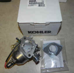 Kohler Carburetor - Part No. 24 853 99-S