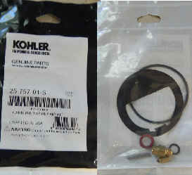Kohler Carburetor Kit 25 757 01-S