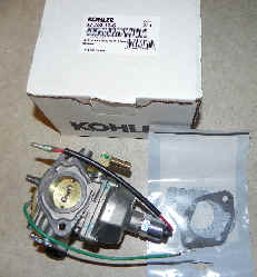 Kohler Carburetor - Part No. 32 853 12-S
