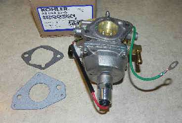 Kohler Carburetor - Part No. 32 853 22-S