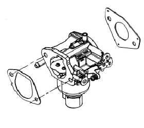 Kohler Carburetor - Part No. 32 853 60-S