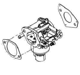 Kohler Carburetor - Part No. 32 853 65-S