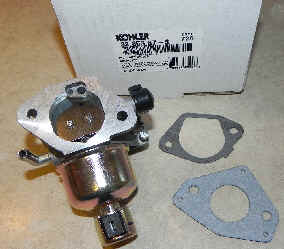 Kohler Carburetor - Part No. 32 853 67-S
