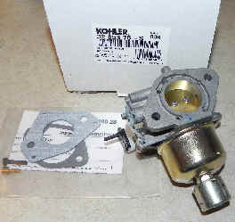 Kohler Carburetor - Part No. 32 853 75-S