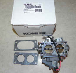 Kohler Carburetor - Part No. 62 853 45-S