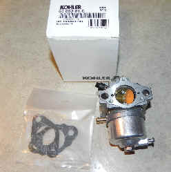 Kohler Carburetor - Part No. 63 853 01-S