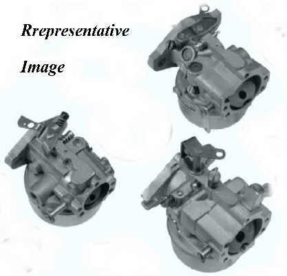 Kohler Carburetor - Part No. 17 853 95-S