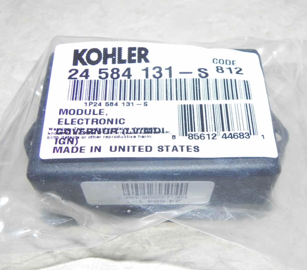 Kohler Electronic Governor Module 24 584 131-S