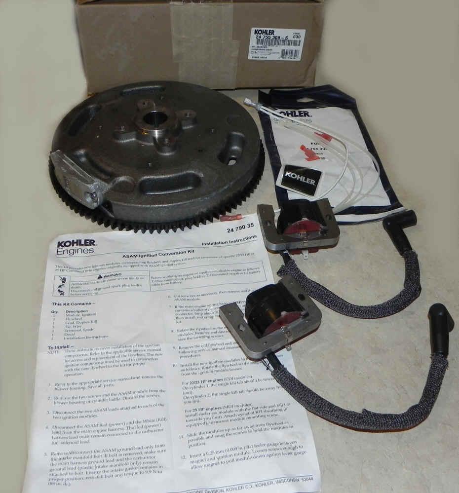 Kohler ASAM Conversion Kit 24 755 308-S